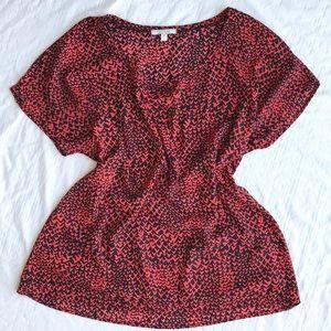 Pleione Short sleeve blouse